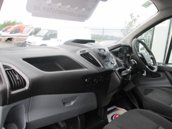 2015 Ford Transit Custom 290 LR P/V (151D19572) Image 12