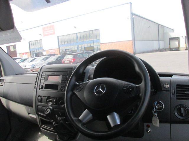 2015 Mercedes-Benz Sprinter 313/36 CDI VAN 5DR (151D20229) Image 11