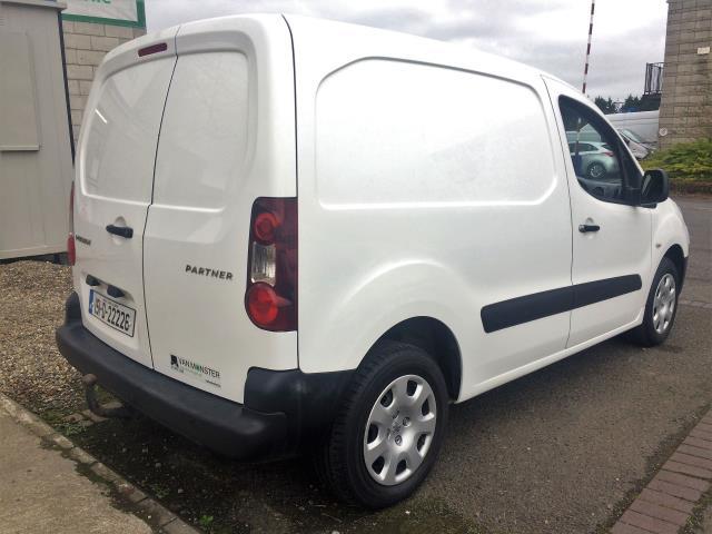 2015 Peugeot Partner HDI S L1 850 (151D22226) Image 6