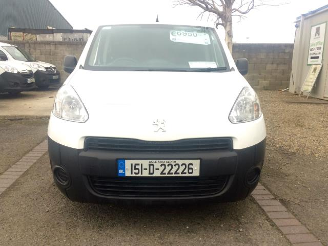 2015 Peugeot Partner HDI S L1 850 (151D22226) Image 2