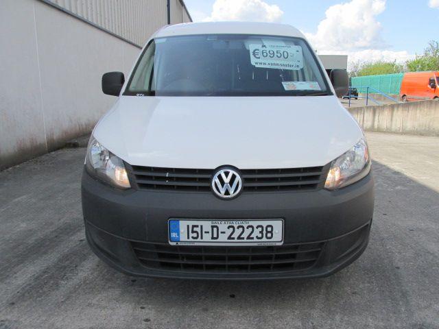 2015 Volkswagen Caddy C20 TDI STARTLINE (151D22238) Image 2