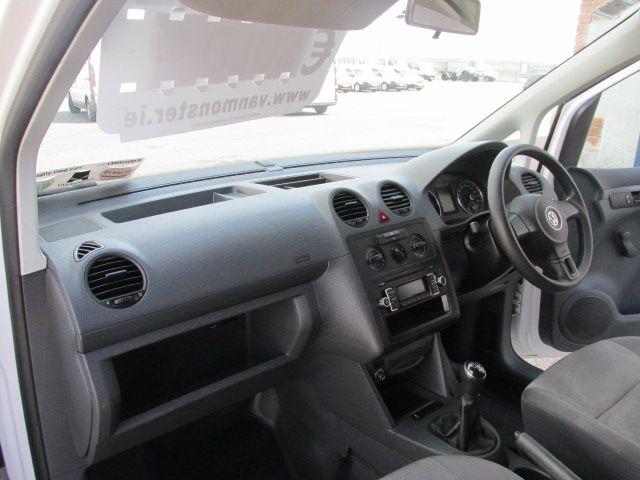 2015 Volkswagen Caddy C20 TDI STARTLINE (151D22238) Image 8