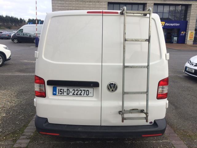 2015 Volkswagen Transporter T28 TDI P/V STARTLINE (151D22270) Image 5