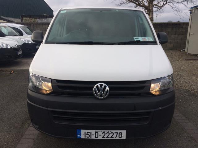 2015 Volkswagen Transporter T28 TDI P/V STARTLINE (151D22270) Image 2