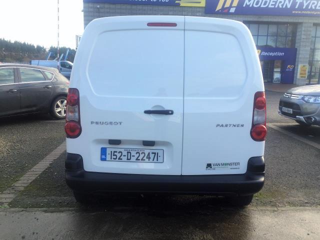 2015 Peugeot Partner 92 (151D22471) Image 5
