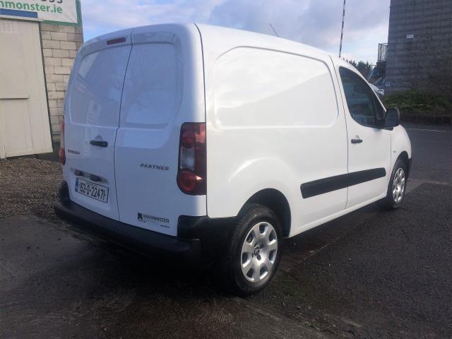 2015 Peugeot Partner 92 (151D22471) Image 6