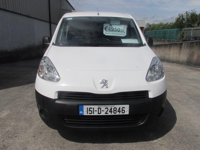 2015 Peugeot Partner HDI S L1 850 (151D24846) Image 2