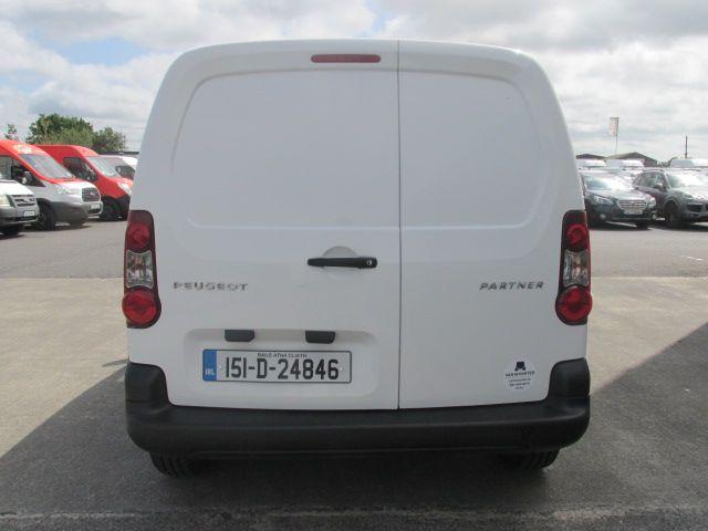 2015 Peugeot Partner HDI S L1 850 (151D24846) Image 5