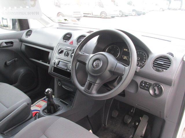 2015 Volkswagen Caddy C20 TDI STARTLINE (151D24902) Image 11