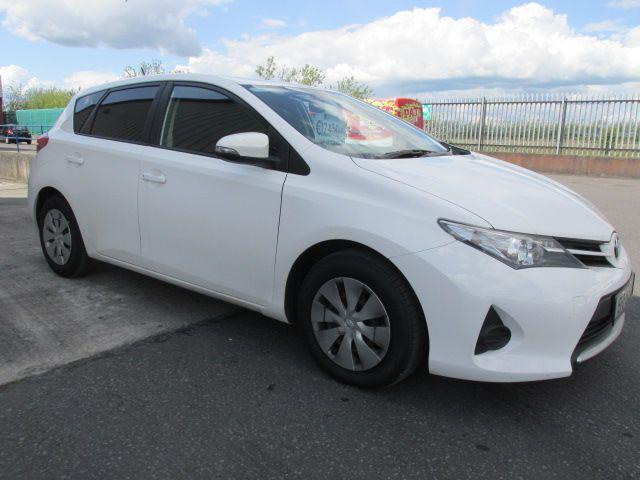 2015 Toyota Auris 1.4D4D Terra VAN 4DR (151D25273) Image 1