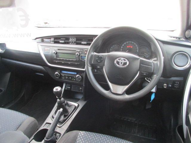 2015 Toyota Auris 1.4D4D Terra VAN 4DR (151D25273) Image 10
