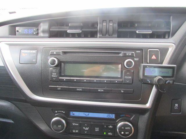 2015 Toyota Auris 1.4D4D Terra VAN 4DR (151D25273) Image 11