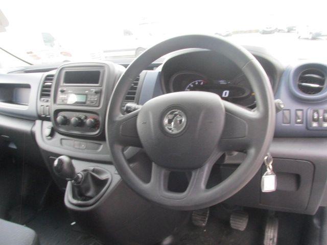 2015 Vauxhall Vivaro 2900 L1H1 CDTI P/V (151D29288) Image 13