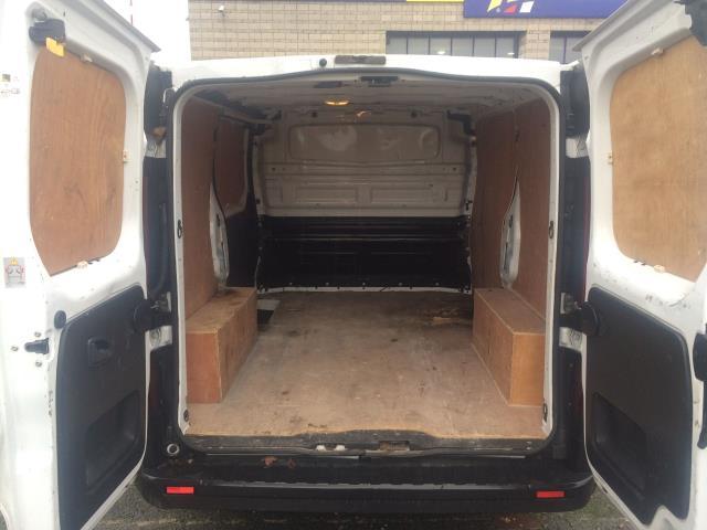 2015 Vauxhall Vivaro 2900 L1H1 CDTI P/V (151D29288) Image 7