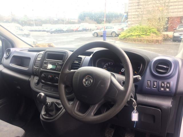 2015 Vauxhall Vivaro 2900 L2H1 CDTI P/V (151D29292) Image 9