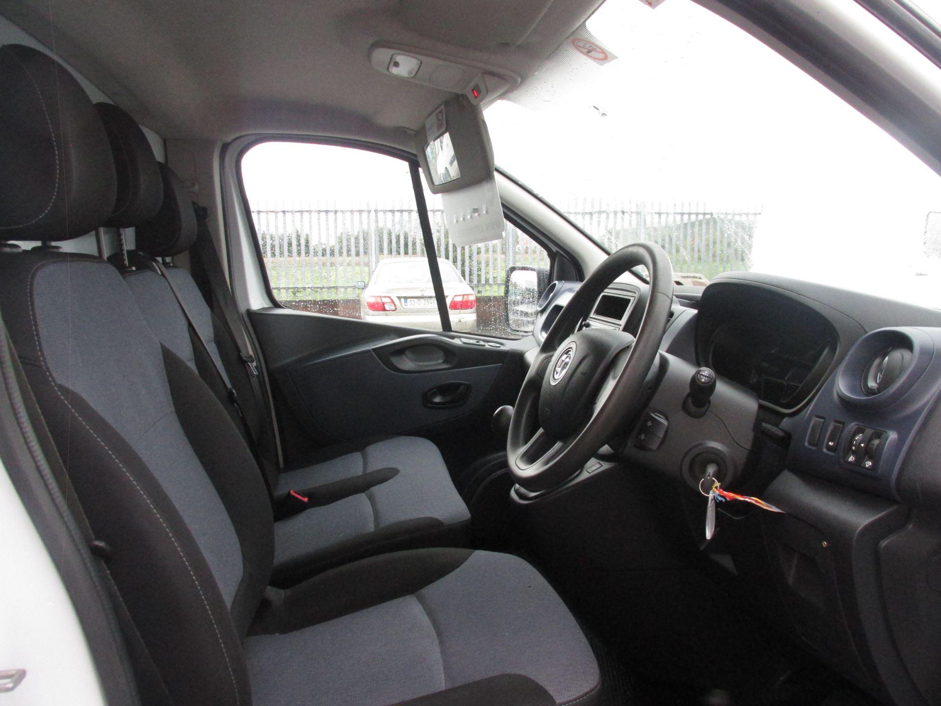 2015 Vauxhall Vivaro 2900 L2H1 CDTI P/V (151D29293) Image 10