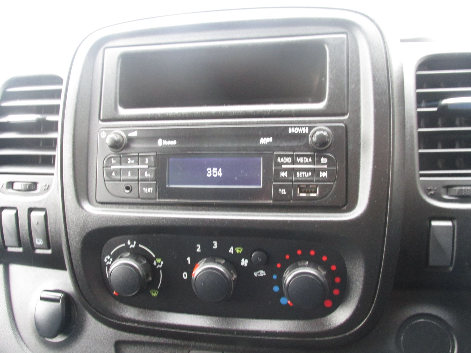 2015 Vauxhall Vivaro 2900 L2H1 CDTI P/V (151D29293) Image 12
