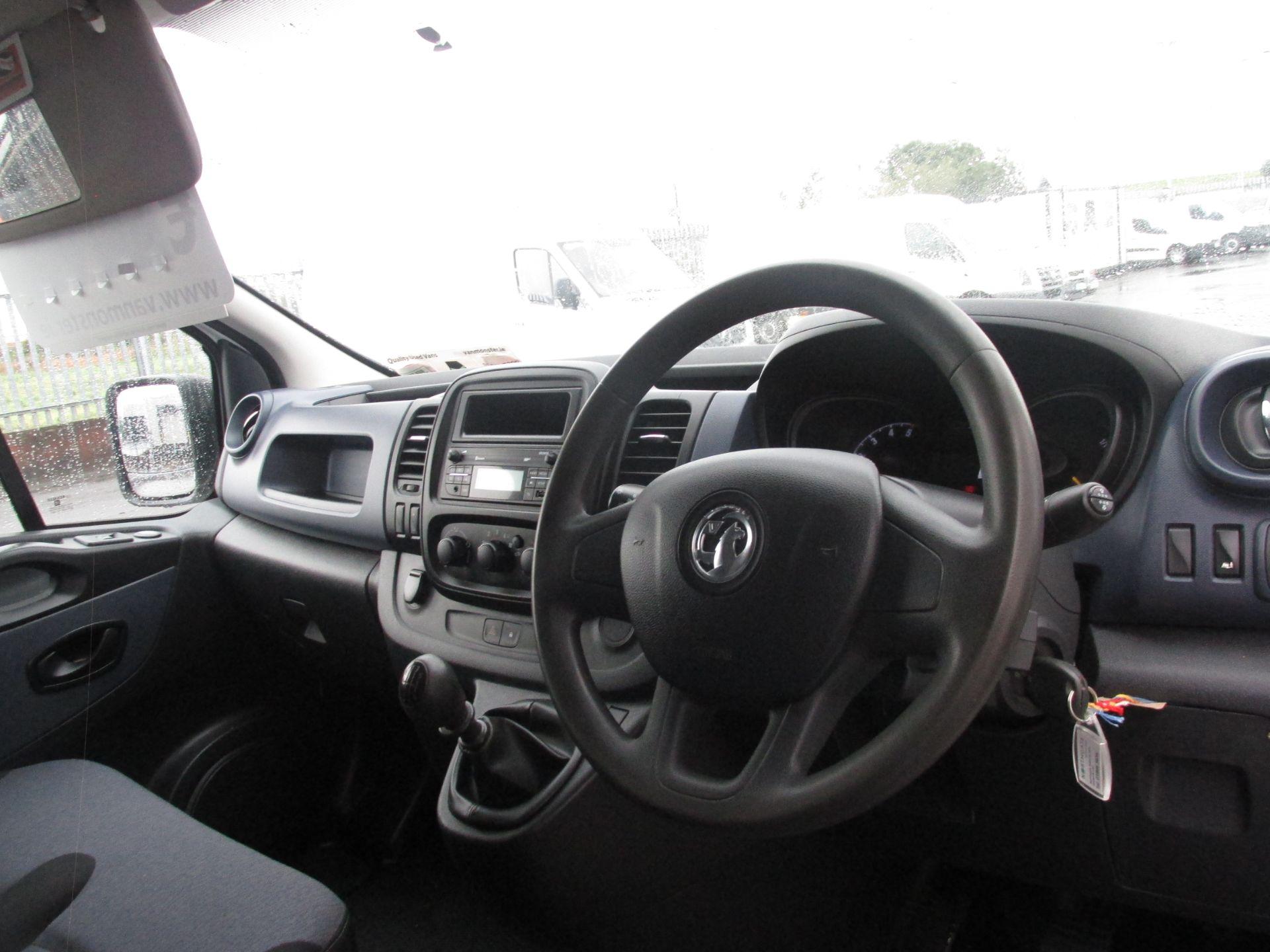 2015 Vauxhall Vivaro 2900 L2H1 CDTI P/V (151D29293) Image 11