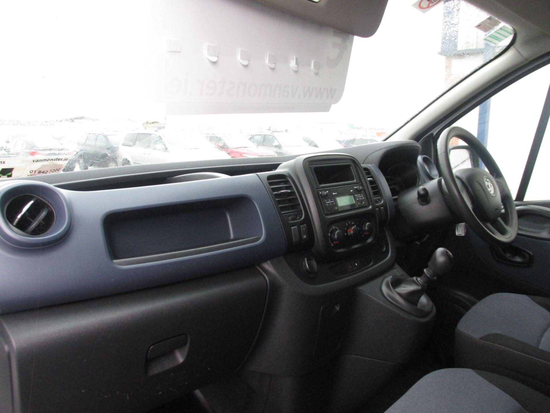 2015 Vauxhall Vivaro 2900 L2H1 CDTI P/V (151D29293) Image 9