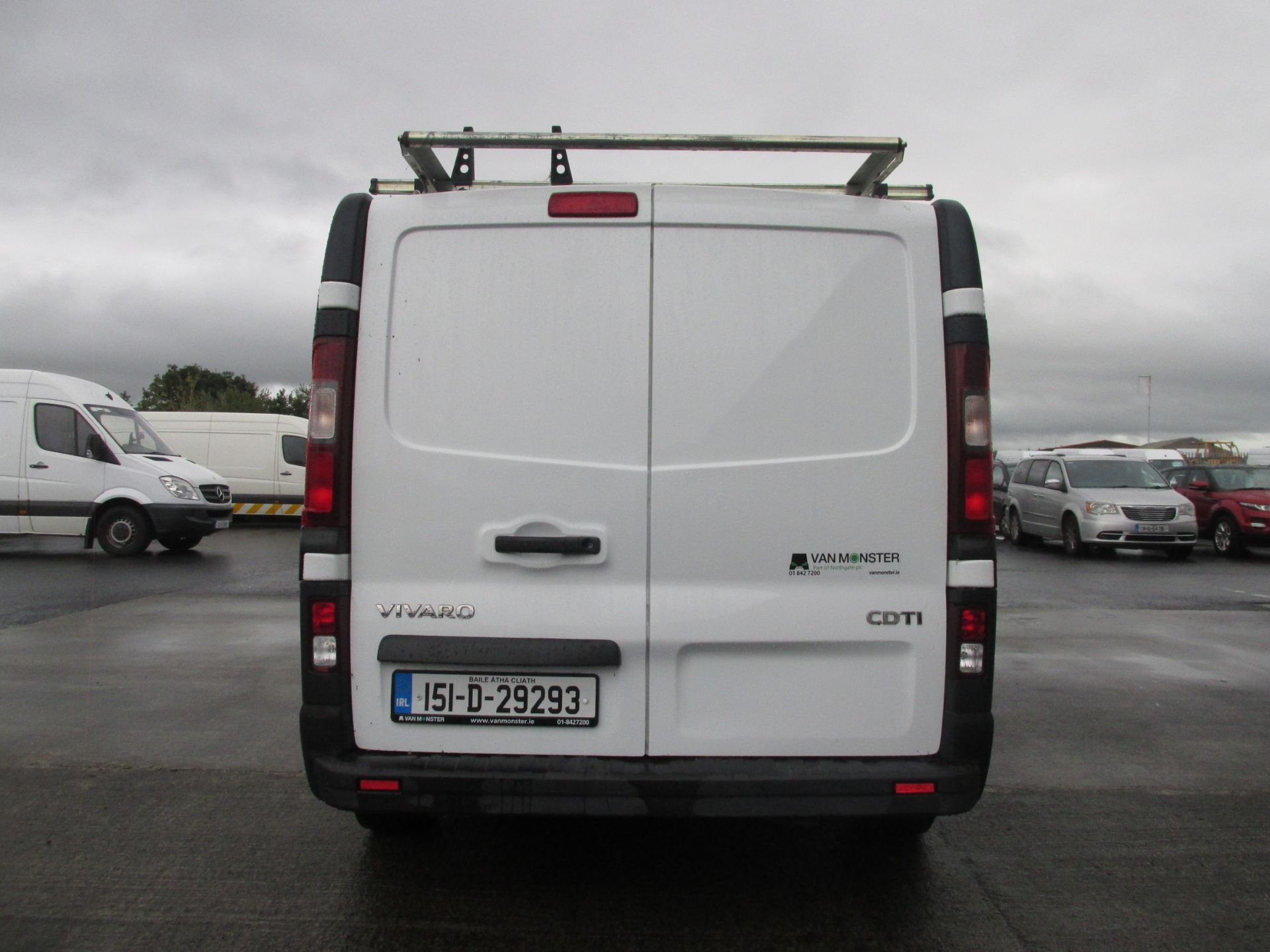 2015 Vauxhall Vivaro 2900 L2H1 CDTI P/V (151D29293) Image 6