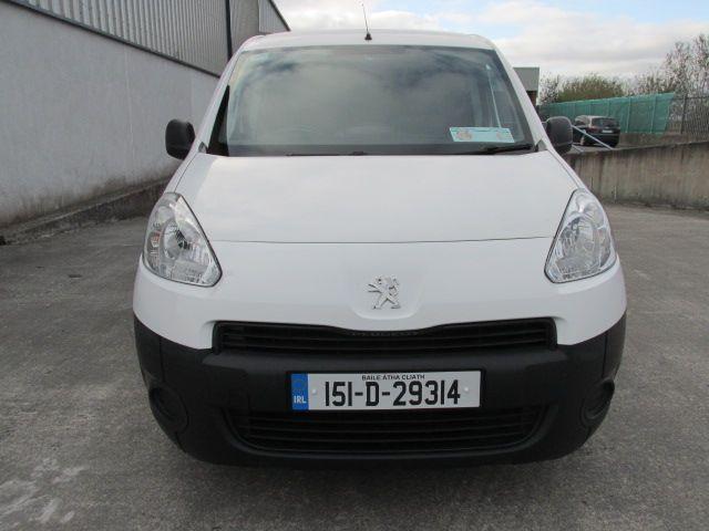2015 Peugeot Partner HDI S L1 850 (151D29314) Image 2