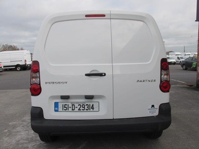 2015 Peugeot Partner HDI S L1 850 (151D29314) Image 5