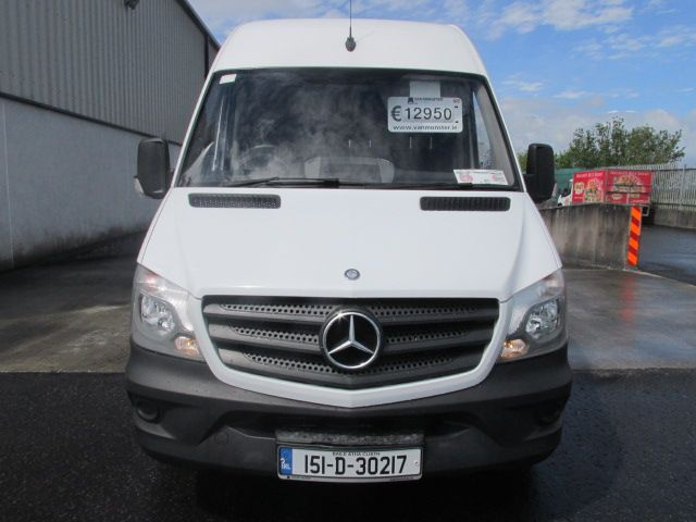 2015 Mercedes-Benz Sprinter 313/36 CDI VAN 5DR (151D30217) Image 2