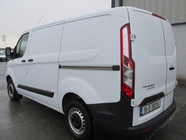2015 Ford Transit Custom 290 LR P/V (151D35076) Image 4