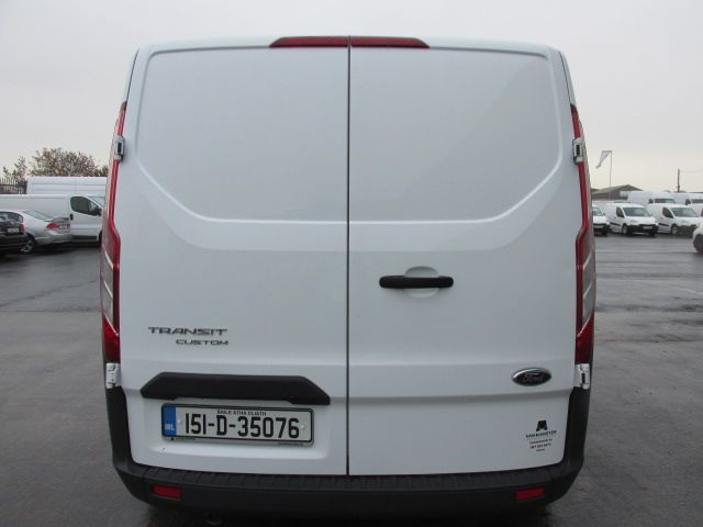 2015 Ford Transit Custom 290 LR P/V (151D35076) Image 5