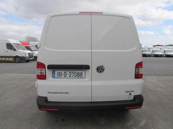 2015 Volkswagen Transporter T28 TDI P/V STARTLINE (151D37088) Image 6