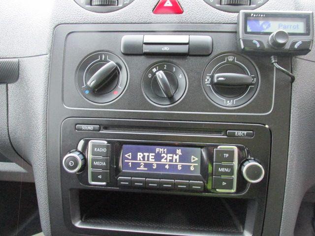 2015 Volkswagen Caddy C20 TDI STARTLINE (151D38264) Image 11