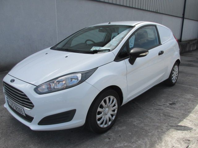 2015 Ford Fiesta BASE TDCI (151D38265) Image 3