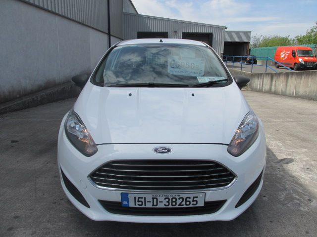 2015 Ford Fiesta BASE TDCI (151D38265) Image 2