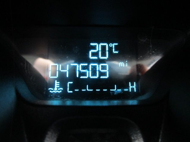 2015 Ford Fiesta BASE TDCI (151D38265) Image 14