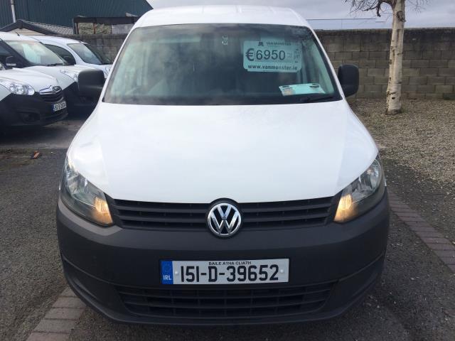 2015 Volkswagen Caddy C20 TDI STARTLINE (151D39652) Image 2
