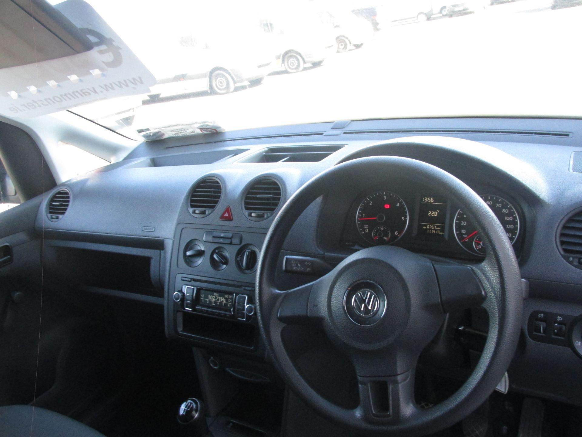 2015 Volkswagen Caddy C20 TDI STARTLINE (151D39653) Image 13