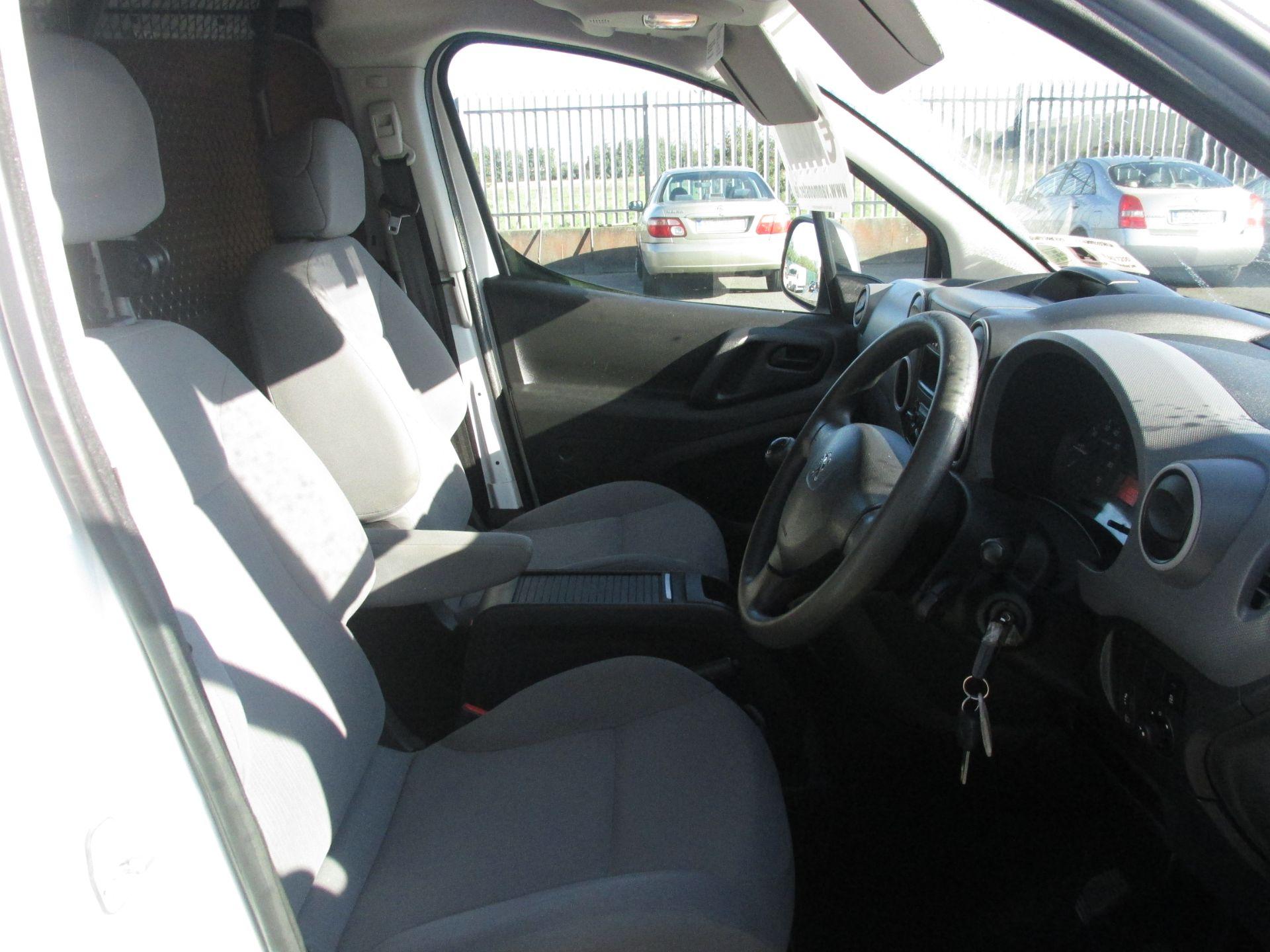 2015 Peugeot Partner HDI S L1 850 (151D39809) Image 10