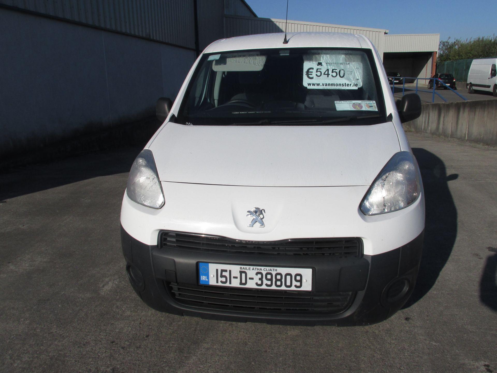 2015 Peugeot Partner HDI S L1 850 (151D39809) Image 2
