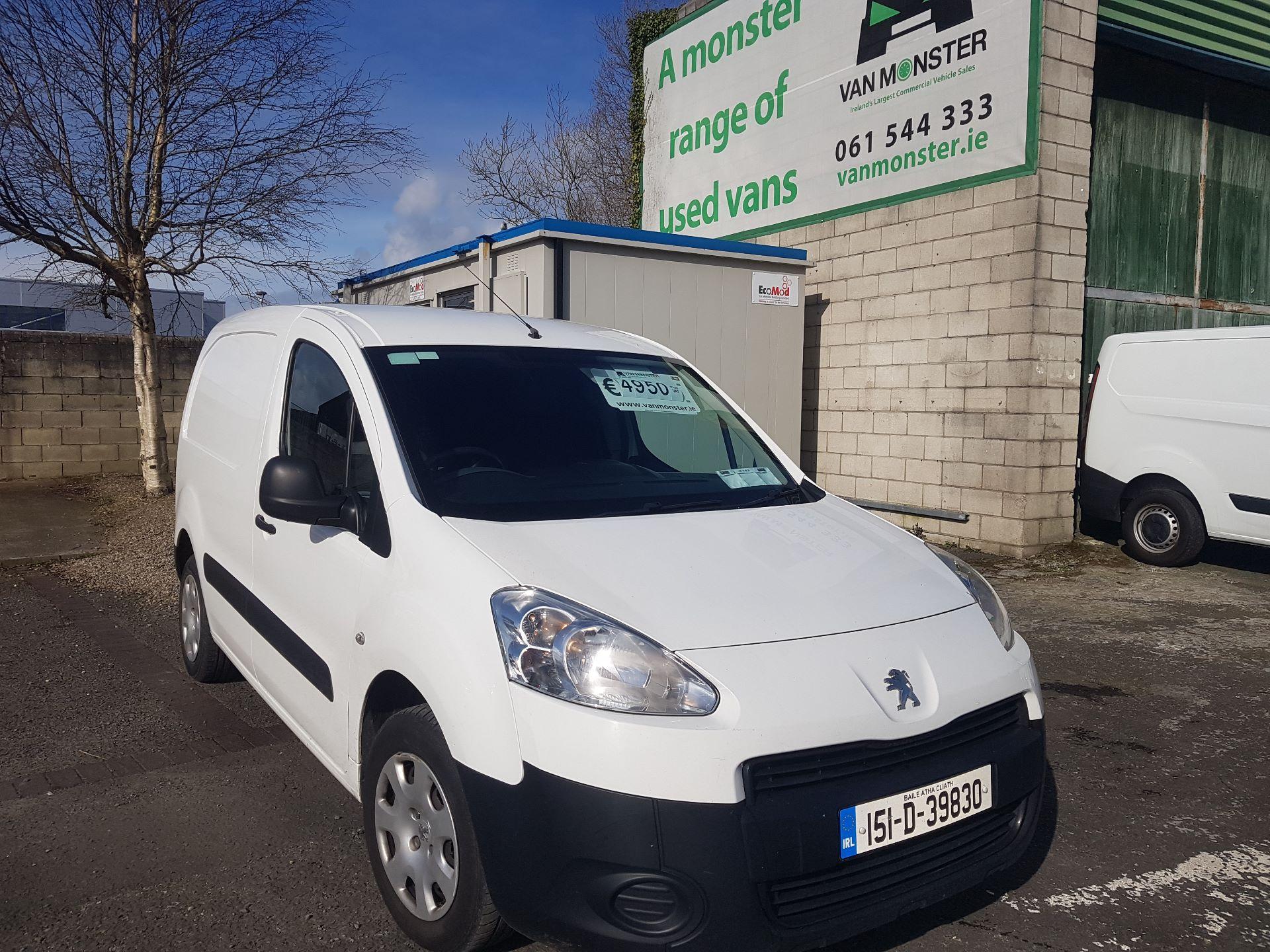 2015 Peugeot Partner HDI S L1 850 (151D39830)