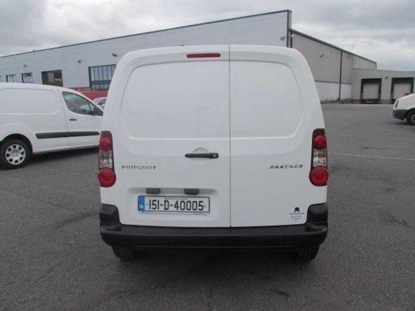 2015 Peugeot Partner HDI S L1 850 (151D40005) Image 5