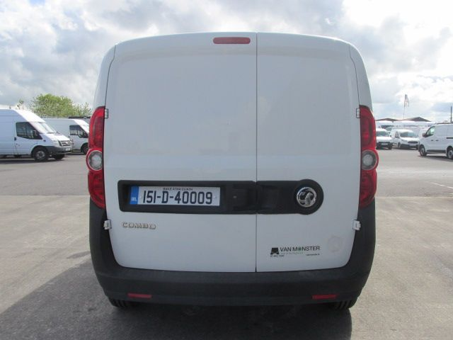 2015 Vauxhall Combo 2000 L1H1 CDTI (151D40009) Image 5