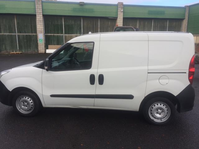 2015 Vauxhall Combo 2000 L1H1 CDTI (151D40009) Image 9