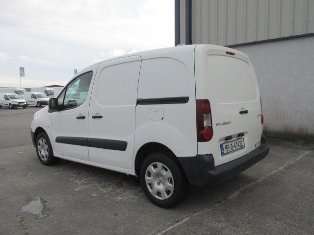 2015 Peugeot Partner HDI S L1 850 (151D47422) Image 5