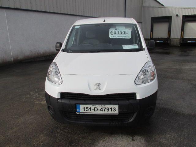 2015 Peugeot Partner HDI S L1 850 (151D47913) Image 2