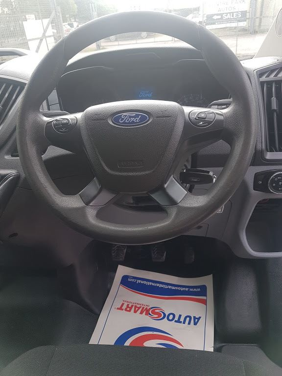 2015 Ford Transit 350 H/R P/V (152D10728) Image 4
