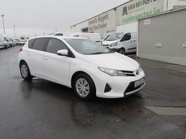 2015 Toyota Auris 1.4D4D Terra VAN 4DR (152D13371)