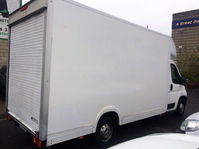 2015 Peugeot Boxer HDI 335 L3 F/C (152D14514) Image 5