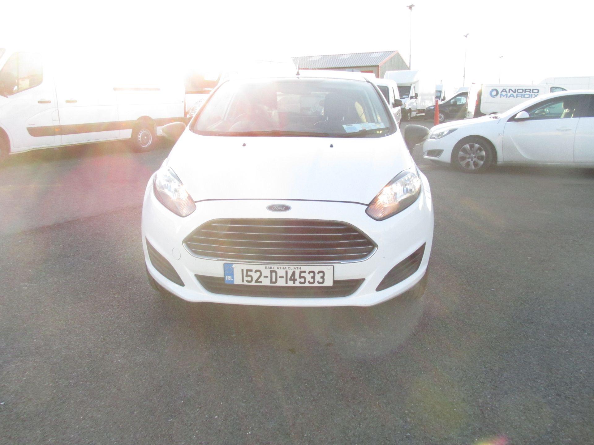 2015 Ford Fiesta BASE TDCI (152D14533) Image 8