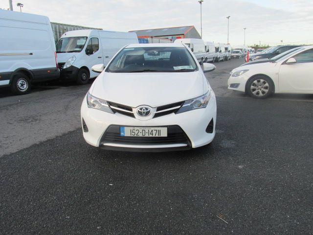 2015 Toyota Auris 1.4D4D Terra VAN 4DR (152D14711) Image 8