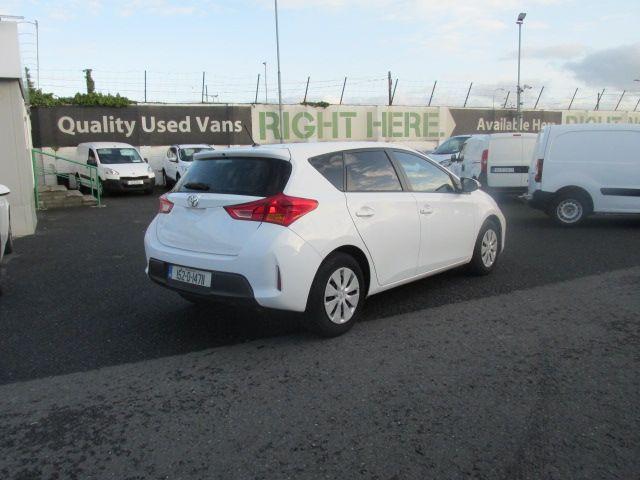 2015 Toyota Auris 1.4D4D Terra VAN 4DR (152D14711) Image 3